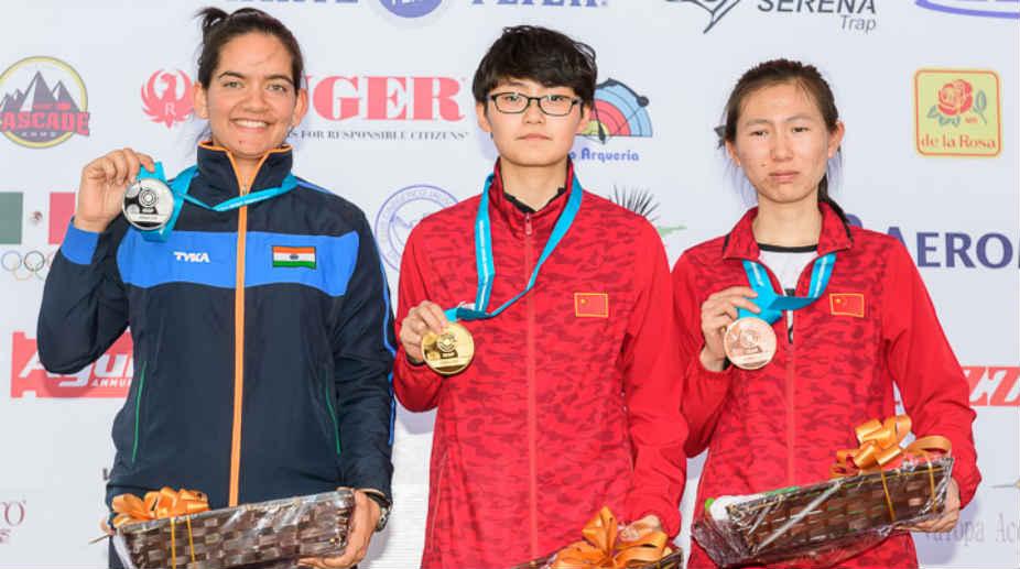 Anjum Moudgil wins silver in Women's Rifle
