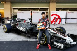 Arjun Maini continues as Haas F1 Team development driver