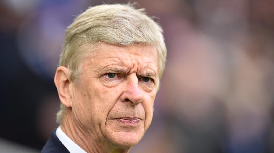 Arsene Wenger, Arsenal F.C., Premier League, Brighton & Hove Albion vs Arsenal, Premier League