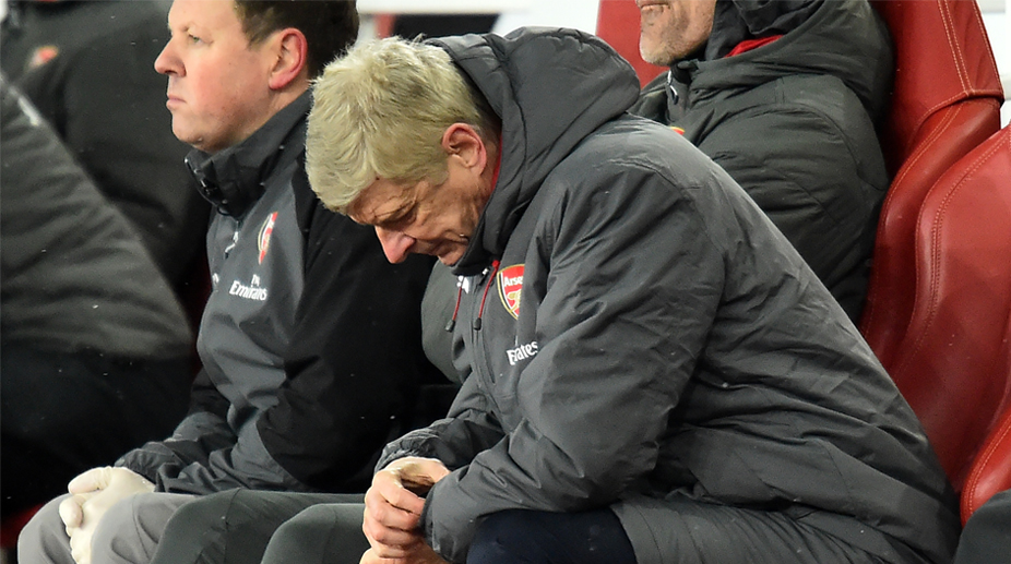 Arsene Wenger, Arsenal F.C., Premier League, Arsenal vs Manchester City