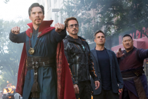 In pictures | Marvel unveils stirring stills of 'Avengers: Infinity War' superheroes