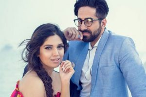 Ayushmann Khurrana  reveals interesting facts about Bhumi Pednekar on show 'BFFs with Vogue'