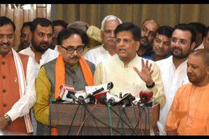 BJP avenges by-poll defeat, wins UP Rajya Sabha cliffhanger