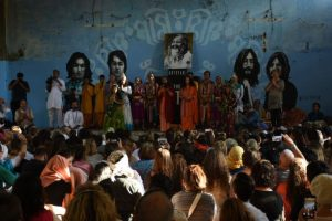 Rishikesh: Controversy-hit Parmarth Yoga fest ends