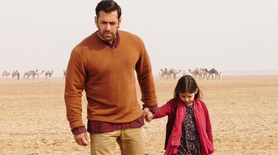 Bajrangi Bhaijaan bags over Rs150 crore in China