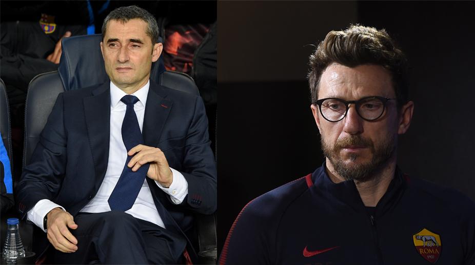 Barcelona vs Roma, UEFA Champions League, F.C. Barcelona, A.S. Roma