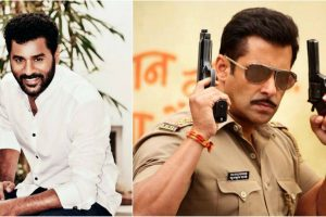 Confirmed: Prabhudeva to direct Salman Khan's 'Dabangg 3'
