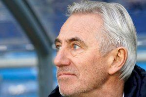 Coach Bert Van Marwijk chases first Australia win