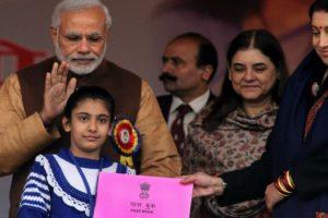 International Women's Day: PM Modi to expand Beti Bachao Beti Padhao