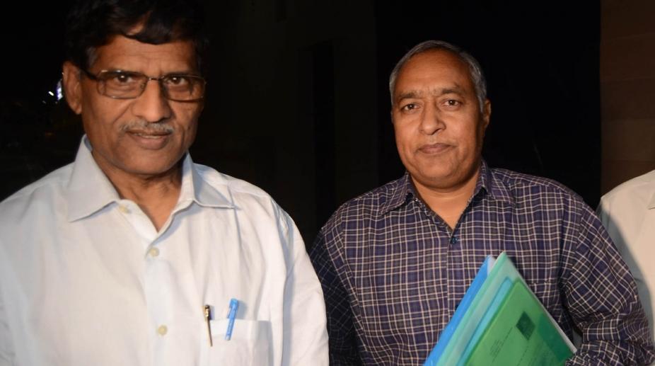 BSP leader Bhim Rao Ambedkar