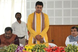 With best efforts, Tripura to be 'drug free state': CM Biplab Kumar Deb