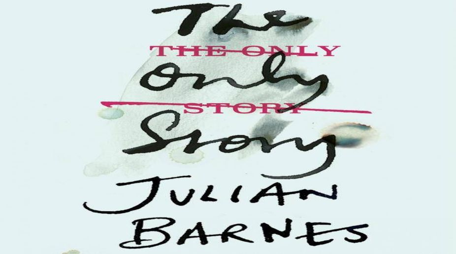 The Only Story By Julian Barnes Bloomsbury.