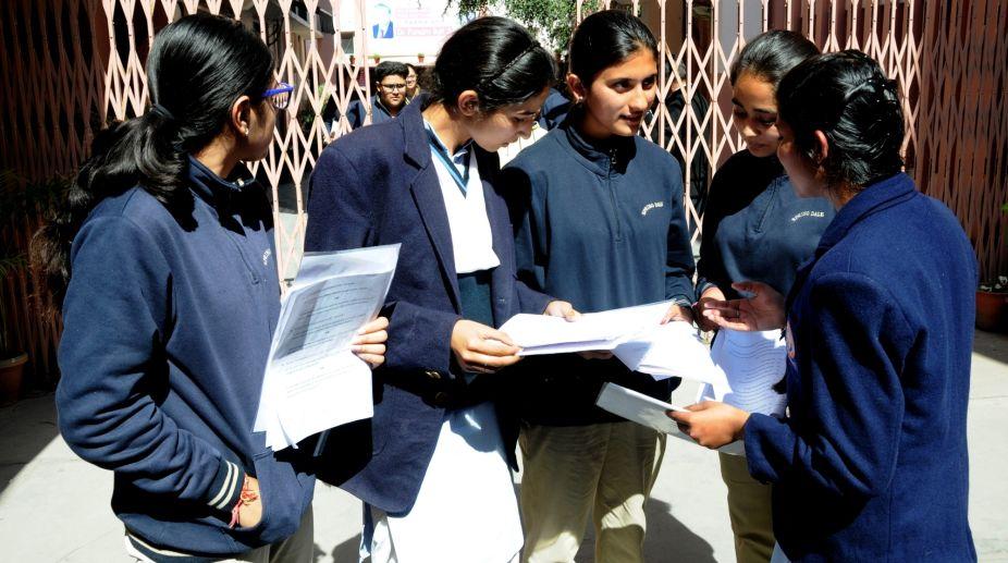 CBSE, class 12, examinations, results, India