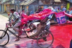 Clampdown on Holi revellers continues; police personnel face harrowing time