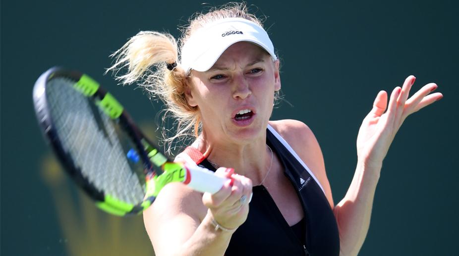 Caroline Wozniacki, Indian Wells, WTA Tour