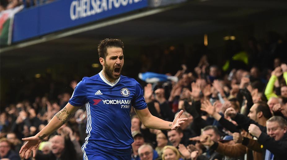 Cesc Fabregas, Chelsea F.C., Premier League