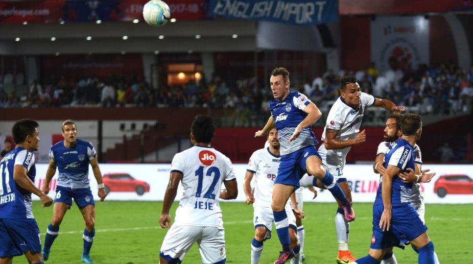 ISL, Kanteerava Stadium in Bengaluru FC