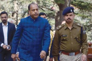 Jai Ram Thakur for community participation in water conservation