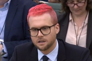 Now, whistleblower Wylie names JD(U) as Cambridge Analytica's client