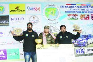 Ajgar, Musthafa win JK Tyre Himalayan Drive