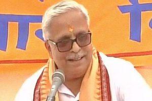 BJP leaders make a beeline for RSS meet