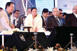 In 1st Hill business meet, Mamata-industrialists stress peace