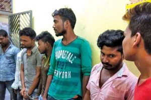Seven held for molesting, taking nude pictures of minor girl in Kendrapara
