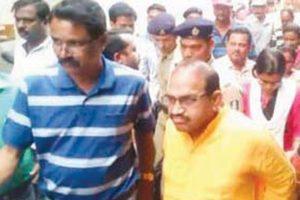 Senior BJP leader held for attack on BJD activists
