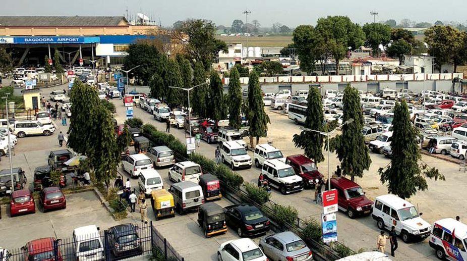 Bagdogra Airport Parking