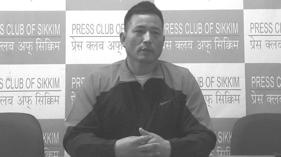 Pema Dorjee Bhutia.