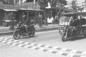 Road rumblers to break Siliguri vehicles' speed