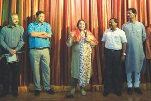 15th National Theatre Fest kicks off in Baripada