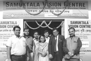 Vision centre for remote Alipurduar village opens