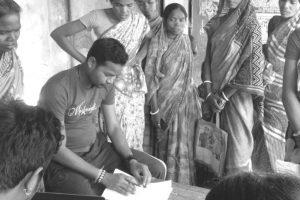Bharatiya Janata Party youth wing camp sparks controversy