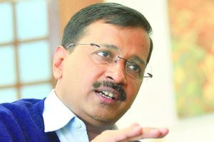 BJP stopping doorstep delivery of ration: Kejri