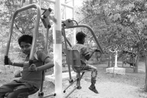 BDA installs air gym facility in 26 parks, promoting better health and fitness