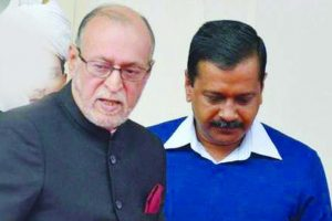 LG-AAP government tussle over jurisdiction rocks Delhi Assembly