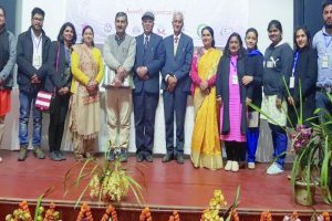 Nauni agri varsity wins awards for best farm practices