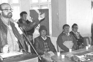 Hill Trinamul Congress decides to revive trade union