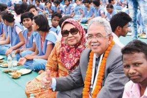 KISS, British Council host 'Commonwealth Big Lunch'