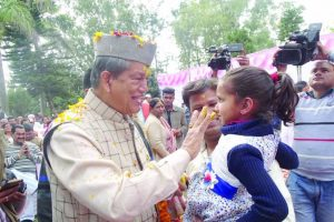 Harish Rawat gets booster dose from Cong