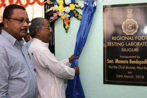 State's 2nd food test lab opens in Siliguri