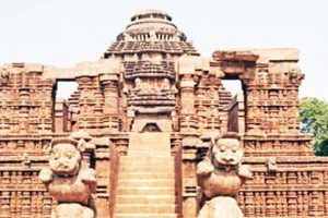 World class tourist facilitation centre at Konark