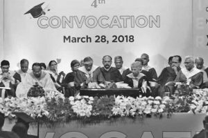 412 students receive degree at XUB convocation