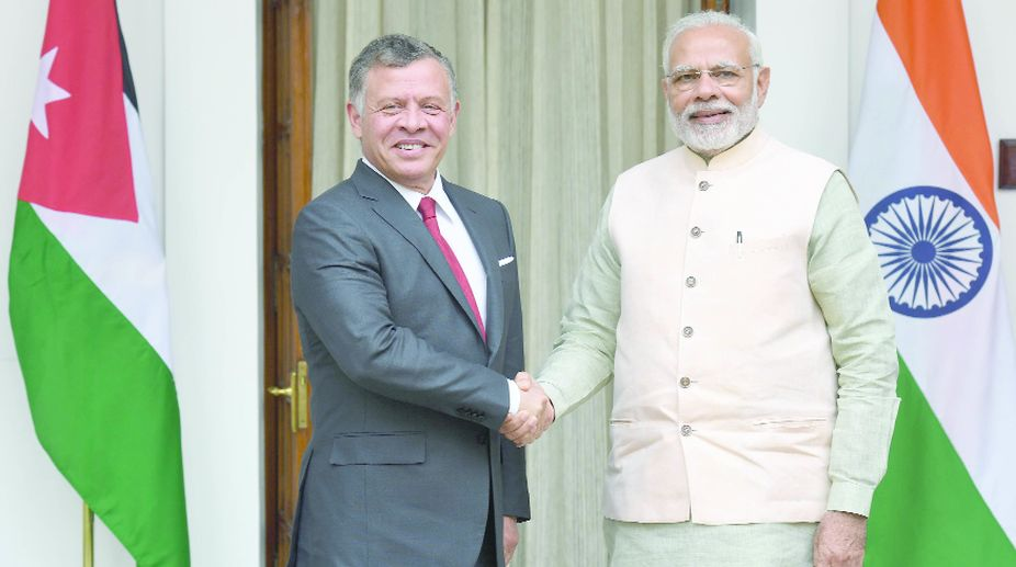 religion, Terrorism, Narendra Modi, Jordan, King Abdullah II bin Al Hussein