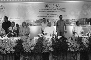 CM Patnaik inaugurates MSME tradefair in the city
