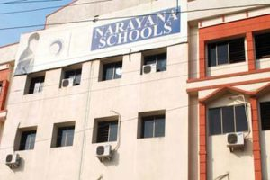 Siliguri Narayana School kids write CBSE exams in N Dinajpur