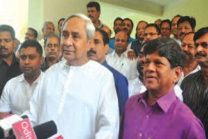 CM Naveen Patnaik inducts two to his party