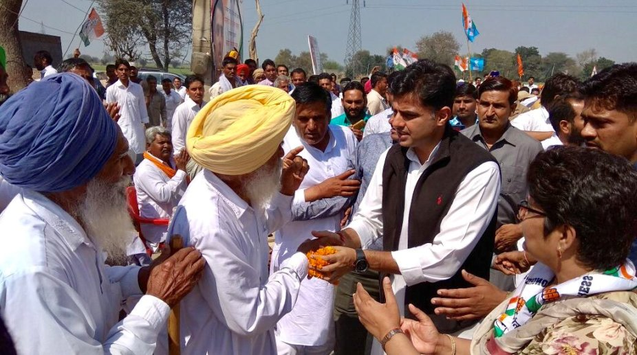 Congress Rajasthan wins by-poll