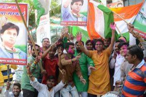 MP by-poll: Congress wins Mungaoli, Kolaras seats